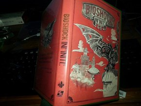 This Reversible Cover Art for BioShock Infinite is Fantastic
