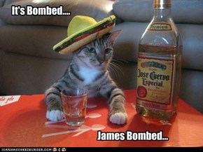 It's Bombed....