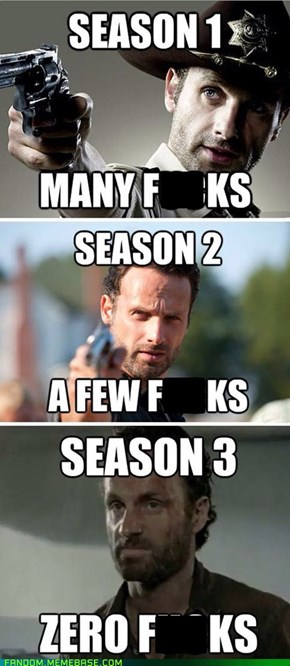 The Evolution Of Ricks F*cks
