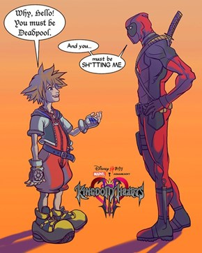 Kingdom Hearts 3?
