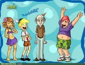 SpongeBob Squarepants Humanized