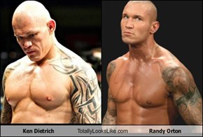 Ken Dietrich Totally Looks Like Randy Orton
