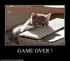 GAME OVER !