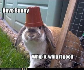 Devo Bunny