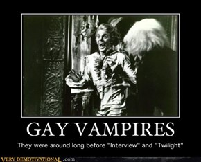 The Fearless Gay Vampire Killers