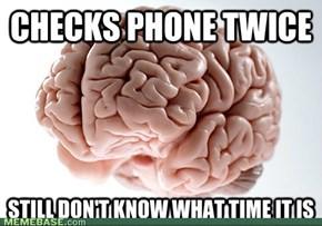 But I am Super Sure I Didn't Get a Text