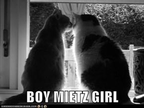 BOY MIETZ GIRL