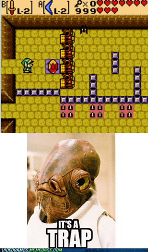 Don't Do It, LInk!