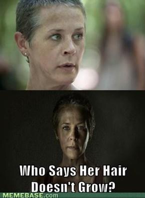 Carol From TWD