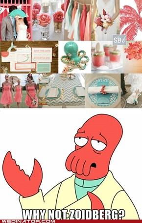 Need a Wedding Color Scheme?