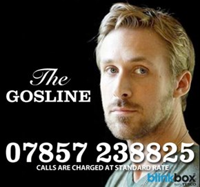 Ryan Gosling Temporarily Retires, Helpline is Set Up to Console Fans: