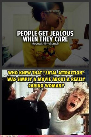"A New View on ""Fatal Attraction"""