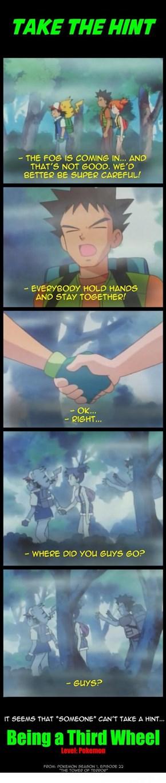 Poor Brock