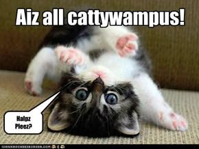 Aiz All Cattywampus!