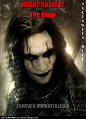 Brandon Lee - The Crow
