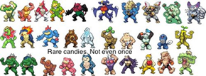 Overly Manly Pokemon