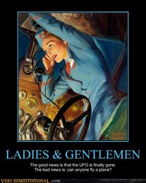 LADIES & GENTLEMEN