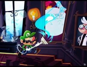 Luigi's Mansion is So Much Fun