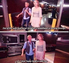 Ellen Knows What's Up