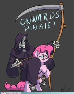 Gee Up, Pinkie!