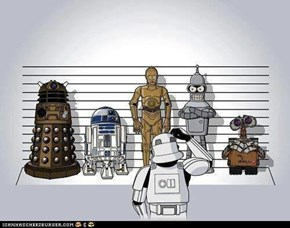 Wait... Are You The Droids I'm Looking For?