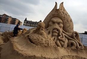 Sand Sculpting WIN