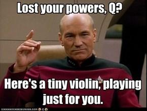 Picard BURN!