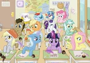 High School Ponies