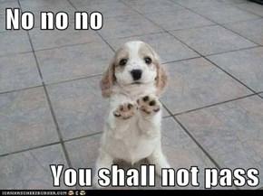 Stop, Please!