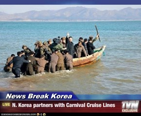 News Break Korea - N. Korea partners with Carnival Cruise Lines