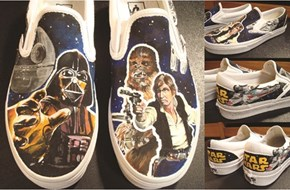 May the Force Be With Shoes