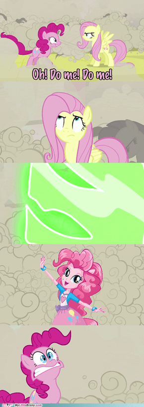You asked for it Pinkie Pie