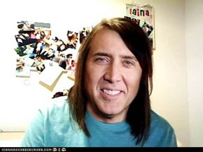 Overly Attached Cage