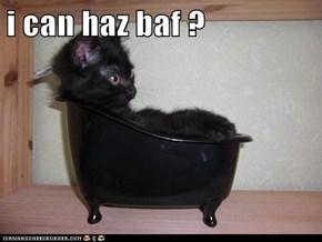 Basement Kitten Wants Bath? It's a Trap!