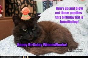 Happy Birthday WW!