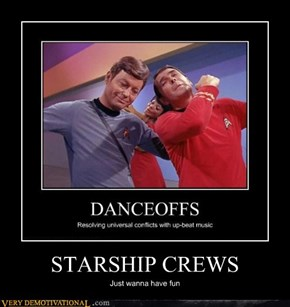 STARSHIP CREWS