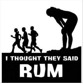 I Was Wondering Why They Wanted Rum at Eight in the Morning