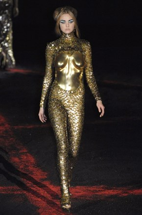 If Style Could Kill: Goldfinger Catwalk