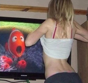 Flashing Nemo