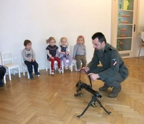 Teaching them early in Russia