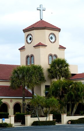 This Church is Looking Bird-Like