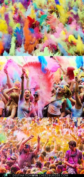 The Holi Festival - Berlin
