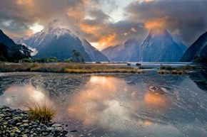 Milford Sound, Continuing to Prove that New Zealand > Everything