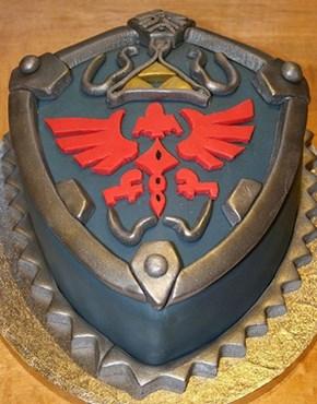 Hylian Cake WIN