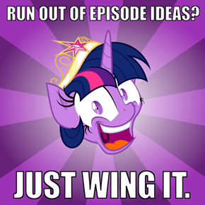 Alicorn Twilight's Advice