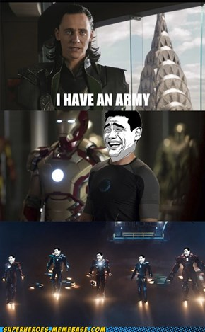 Who Doesn't Have an Army Nowadays?