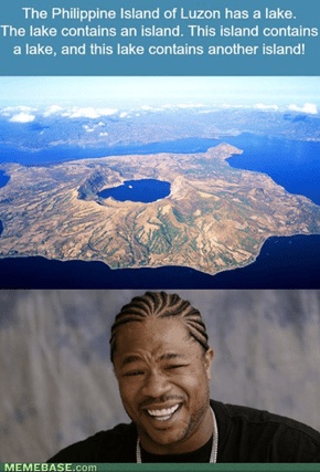 Yo Dawg, I Heard You Like Islands