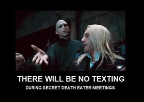 Ugh Voldemort Ur So Lame