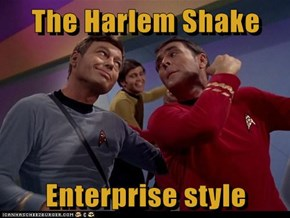The Harlem Shake  Enterprise style