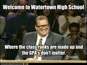 Welcome to Watertown High School